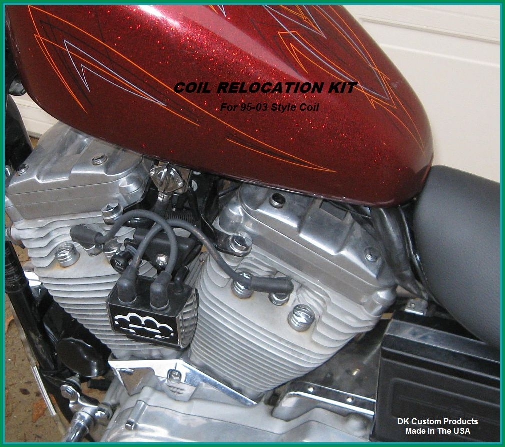 Sportster Coil Wiring Great Design Of Diagram 2000 Harley Davidson 883 Ignition Relocation Get Free Image About Manual