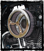 Twin Cam Model Air Cleaner Systems