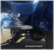 Harley Trike Oil Filter Relocation Kits