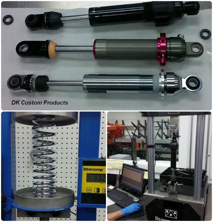 Overview of Performance Rear Shocks