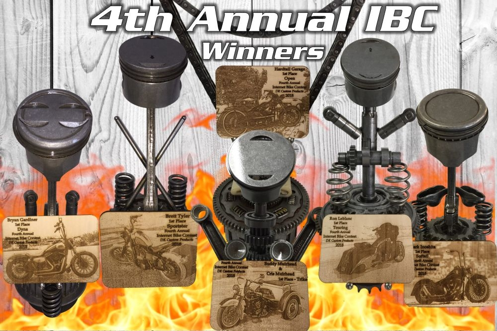 Winners Of 4th Annual IBC (& Runners-Up)