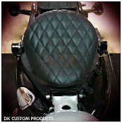 Premium Sportster Bolt-On Solo Seats