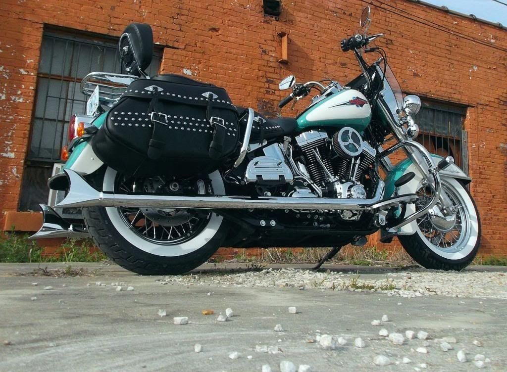 Ultimate Softail Comfort Mods