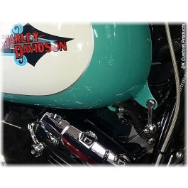 Harley-Davidson  Tank lift kit bike runs cooler motorcycle softail heritage deluxe fat boy springer cross bones night train deuce DK  Custom Products Rocker MADE IN THE USA blackline dark custom