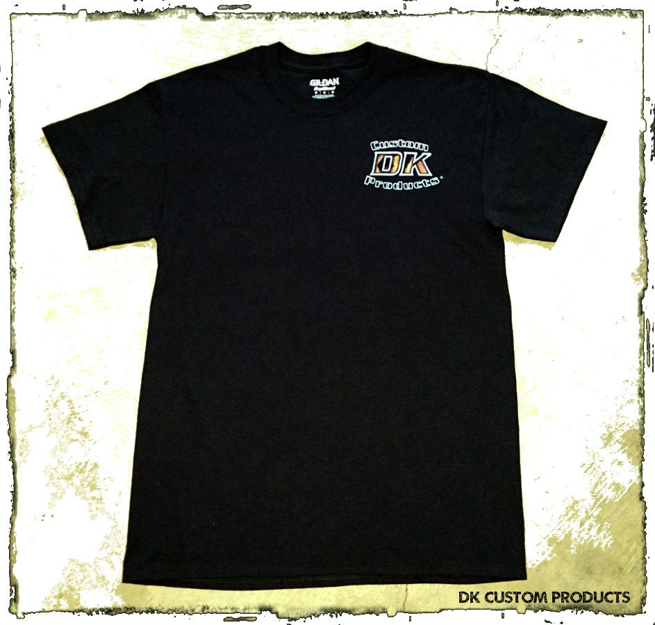 Live Free Ride Fast T-Shirt ~ DK Custom Products Dry Blend