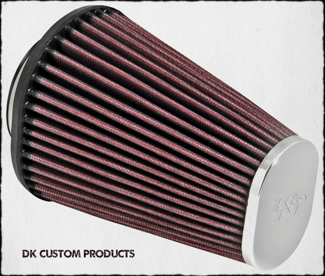 Harley Davidson DK Custom AEM DRYFLOW K&N  Performance Intake Replacement Air Filter Outlaw Air Cleaner System EBS Roadster  High Flow M-8 Milwaukee-Eight Softail Twin Cam Dyna 72 48 Big Twin Evo Nightster Iron Stage I Ness Big Sucker 587 425 606 Pro Bill