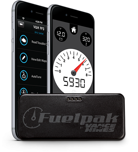 DK Custom V&H FuelPak FP3 EFI Flash Tuner w/ Auto Tune for Stage I & II's Harley-Davidson Vance & Hines