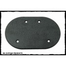 Wrinkle Black Cover for Outlaw HiFlow 828 Air Cleaner