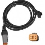 DK Custom PV-1 Cable 4-Pin For Power Vision 4 pin flash tuner  Harley-Davidson Fuel Moto