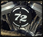 72 Logo 3-D Flake Complete HiFlow 587 Air Cleaner Sportster Sportster Harley Davidson High Flow Air cleaner DK Custom Nightster Iron 48 Custom Low SuperLow Stage I K&N EFI Carbureted Complete High Performance