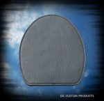 DK Custom Solo Seat ECM Cover - Clean look for under your Sprung Seat  Made in The USA.  Harley Sportster Chopper