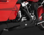 DK Custom V&H 2-1-2 Power Dual Headers for Harley M8 Touring  & Trike - Black Vance & Hines Milwaukee-Eight Trike Tri-Glide Freewheeler