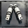 KNURLED COMFORT GRIP FOOTPEGS FIT HARLEY SPORTSTER DYNA SOFTAIL