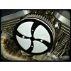 WindStorm 3-D Flake Complete HiFlow 587 Air Cleaner Sportster