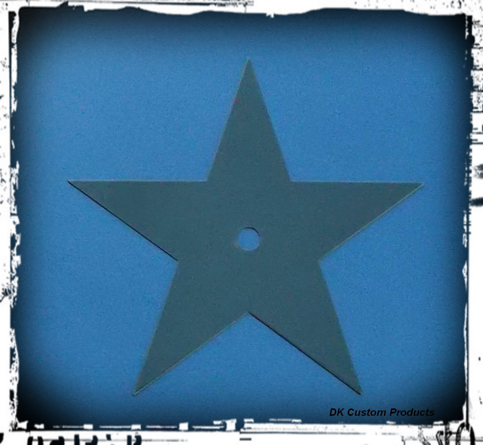 Black Powder STAR Emblem