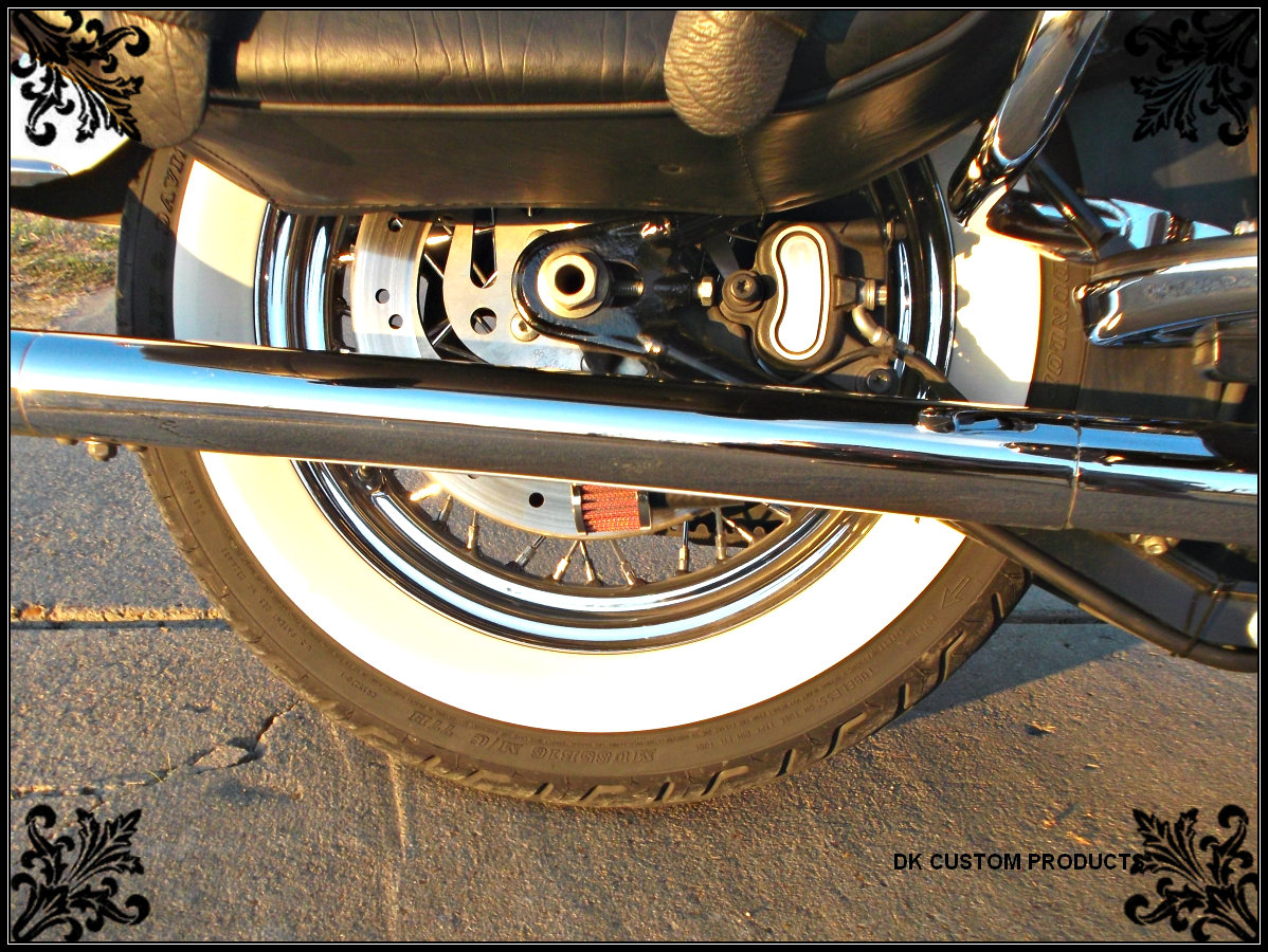 Twin Cam Discrete Head Breather System Touring Softail Dyna