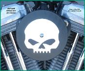 Interchangeable Air Cleaner Emblems