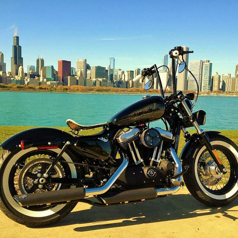 Ultimate Sportster Heat Reduction