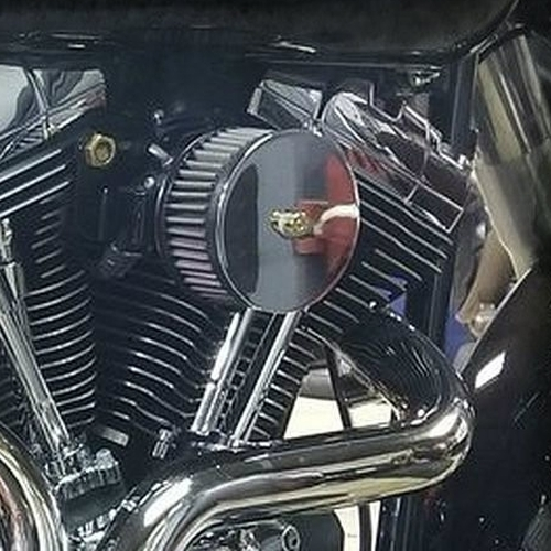 Twin Cam Model HiFlow 425 Air Cleaner Systems