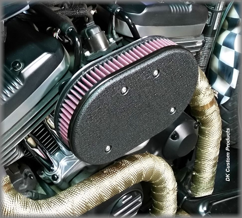 Outlaw HiFlow 828 Air Cleaner Complete Systems