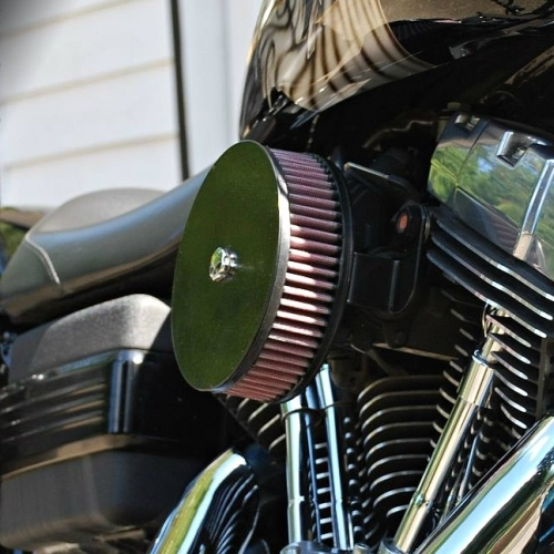 Twin Cam Model HiFlow 587 Air Cleaner Systems