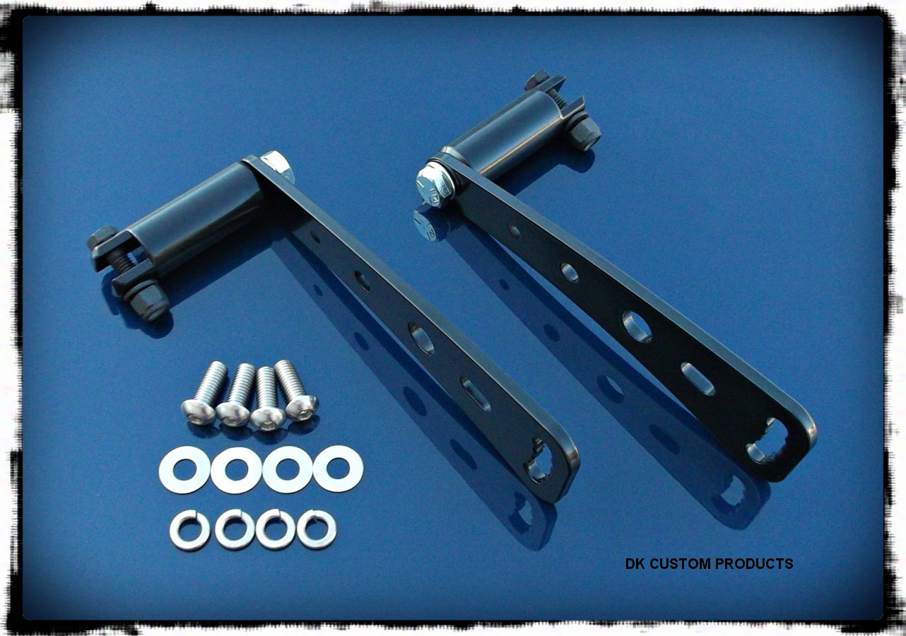 Footpeg Mounting Hardware