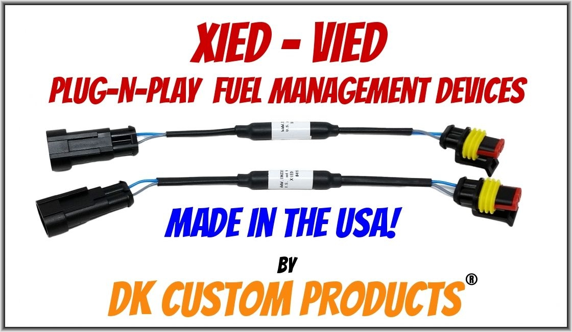 XiED - ViED Fuel Management