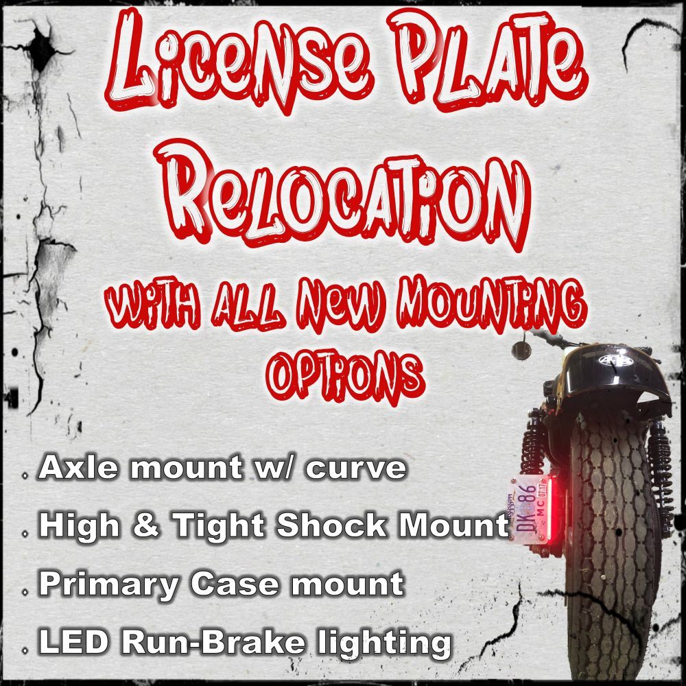 License Plate Relocation