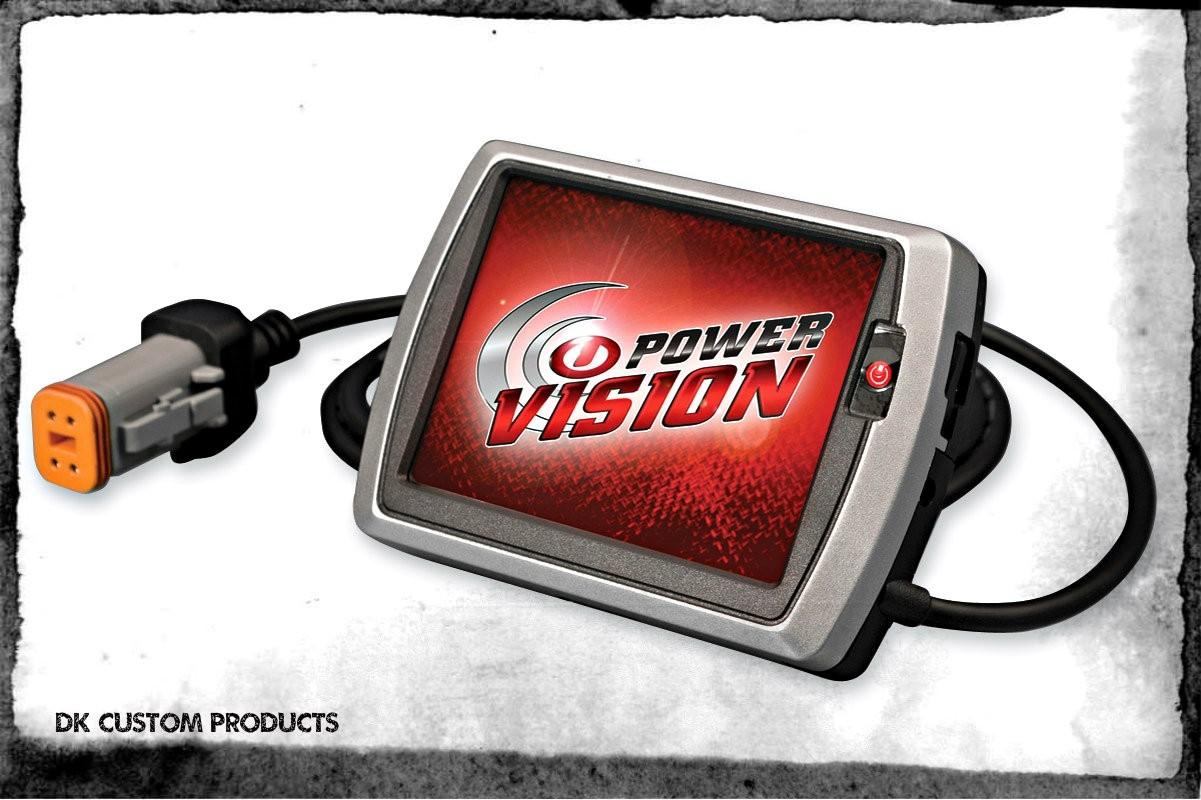 Power Vision Tuner & Accessories