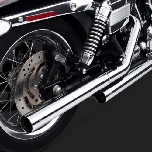 Dyna Slip-on Exhaust
