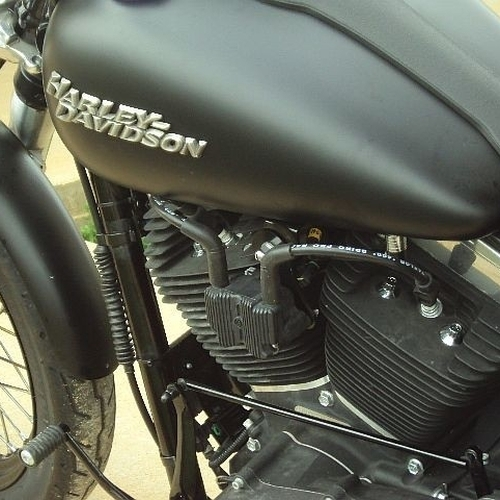 Softail Model Coil Relocation Kits