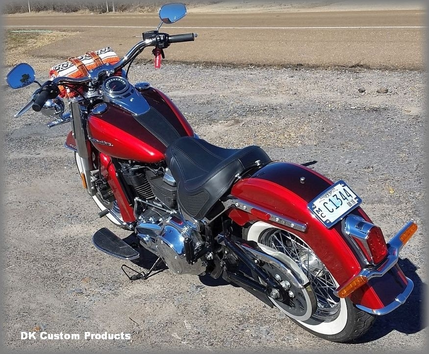 Ultimate Softail Comfort