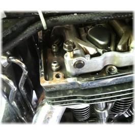 Rocker Lockers Rocker Shaft Locks Rockout For Harley-Davidson Twin Cam Motors DK Custom Products Eliminate valve train ticking