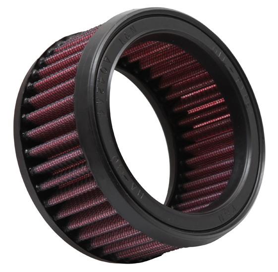 Harley Davidson DK Custom K&N  Performance Intake Replacement Air Filter Outlaw Air Cleaner System EBS Roadster  High Flow M-8 Milwaukee-Eight Softail Twin Cam Dyna 72 48 Big Twin Evo Nightster Iron Stage I Ness Big Sucker 587 425 606 Pro Billet reusable