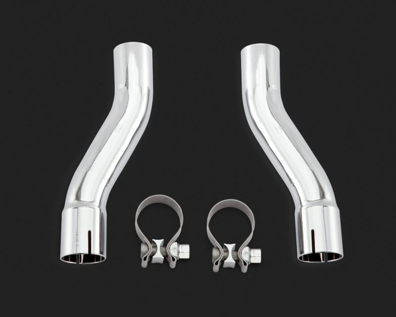 DK Custom Tri-Glide Freewheeler Adapter Kit for Headers & Slip-on Mufflers Vance & Hines Harley