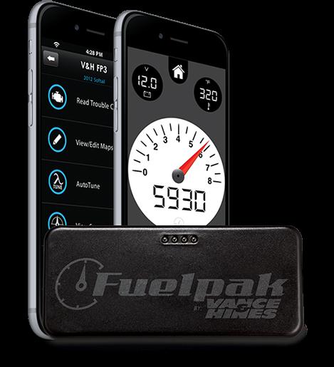 DK Custom V&H FuelPak FP3 EFI Flash Tuner w/ Auto Tune for Stage I & II's Harley-Davidson Vance & Hines