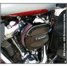 Complete HiFlow 828 Air Cleaner Milwaukee-Eight - Prepped for Ventilator Cover*