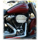 Machine Cut Complete HiFlow 828 Air Cleaner Milwaukee-Eight
