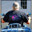 NIGHT MOVES - LIVE FREE - RIDE FREE  DK Custom Products Dry Blend Shirt Limited Run