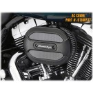 Complete HiFlow 828 Air Cleaner System - Harley Sportster Prepped for Ventilator Cover*