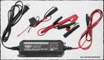Intelligent Battery Charger / Tender - Includes Tender Harness