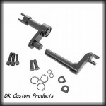 Forward Control Extensions for Sportsters  48 72- Black or Chrome Harley DK Custom Kuryakyn Drag Specialties