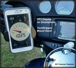 G4 Motorcycle Handlebar Mount for Smartphones Personal Devices DK Custom Harley Davidson Universal