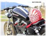 DK Custom Speedo Relocation Kit for Harley-Davidson Sportsters Left or Right side Super Custom 48