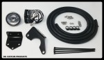 Cool-n-Clean Oil Filter Relocation Kit Harley 2 Wheel Touring DK Custom High Flow Performance Sportster  Dyna Softail Touring Trike Freewheeler Big Twin Evo Milwaukee Eight Cooler Running Motor easy oil changes no mess complete Jagg HD