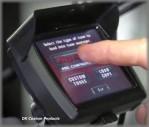 DK Custom Handlebar Mount & Visor Power Vision flash tuner  Harley-Davidson Fuel Moto
