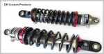 DK Custom Pro-Action Street Series Shocks For Your Harley-Davidson More Comfortable Ride suspension