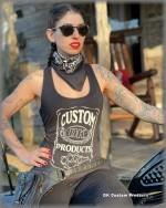 DK Custom Products Classic Design Biker Bandana mask social distance