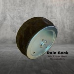 Rain Sock fits Outlaw 606 & Pro Billet Air Cleaners