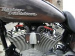 Harley-Davidson Dyna Coil Relocation Kit - DIY DK Custom Twin Cam FITS DYNA'S 1999-UP BETTER LOOK ~ BETTER AIR-FLOW Black POWDER COAT Finish
